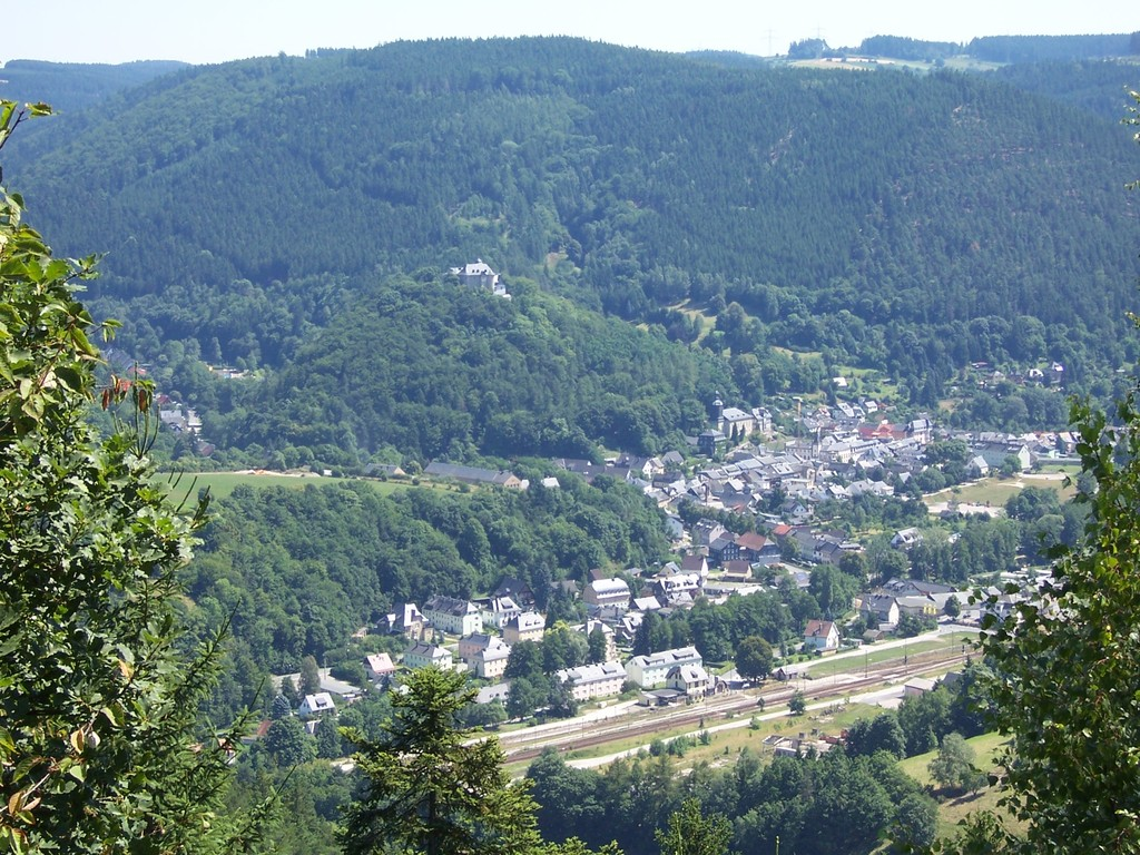 Leutenberg in Thüringen