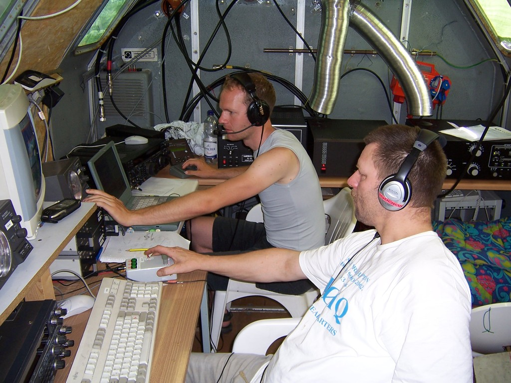 DA0HQ Funkbetrieb vom Standort Wetzstein