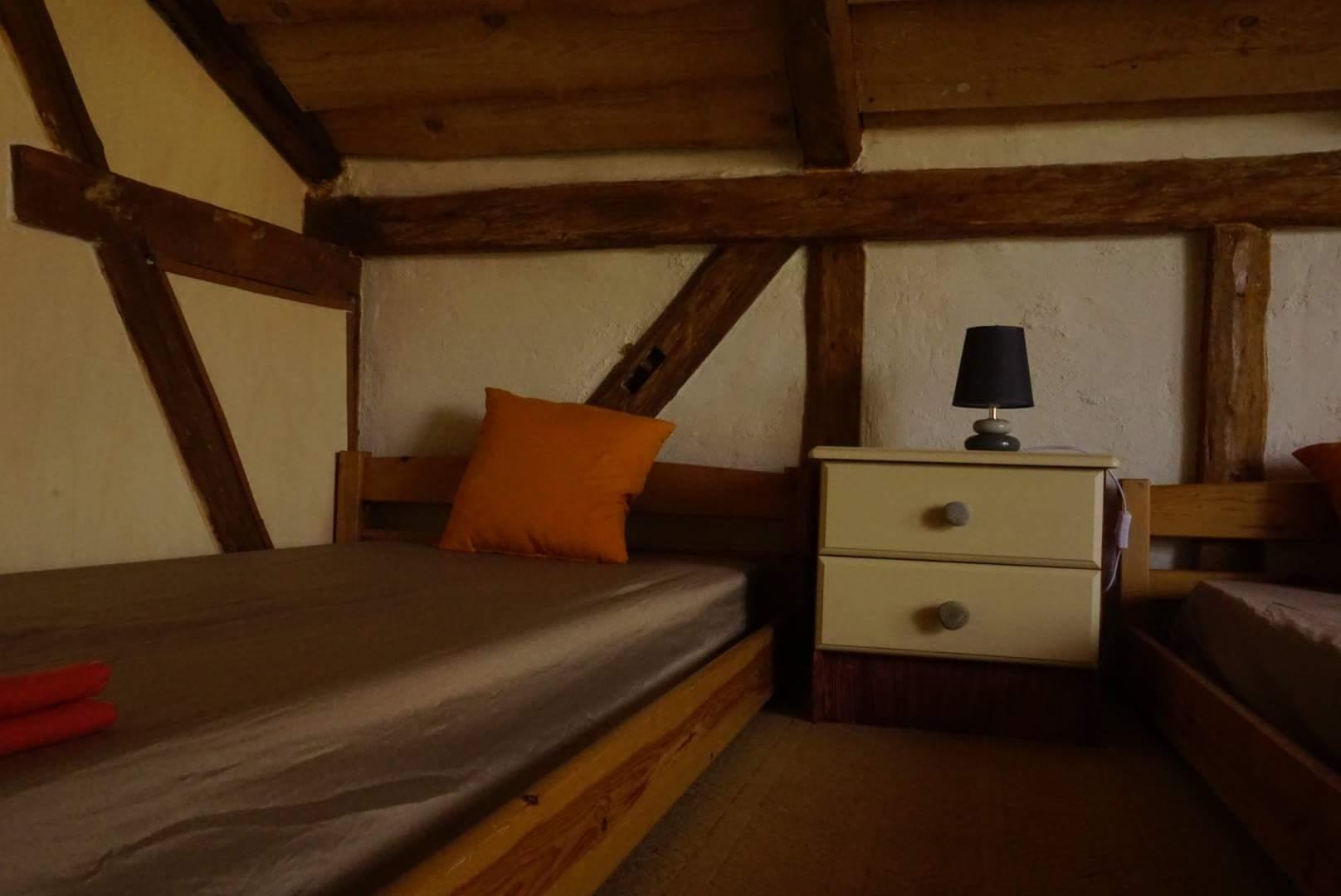 Das einzelne Bett