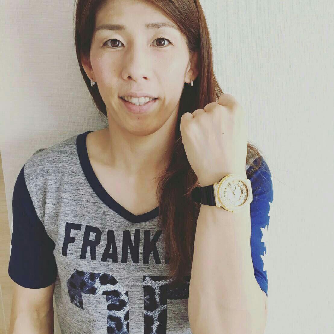 女子レスリング選手 吉田沙保里 様
