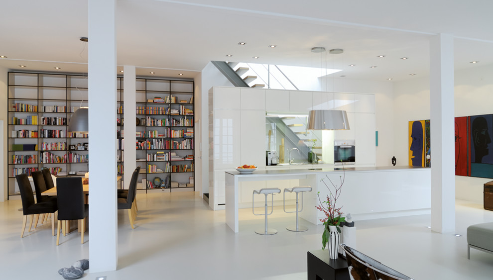 © knockedesign, Hannover | Architekt: sbp, Hamburg | Umsetzung: Gebers AG, Neuenkirchen