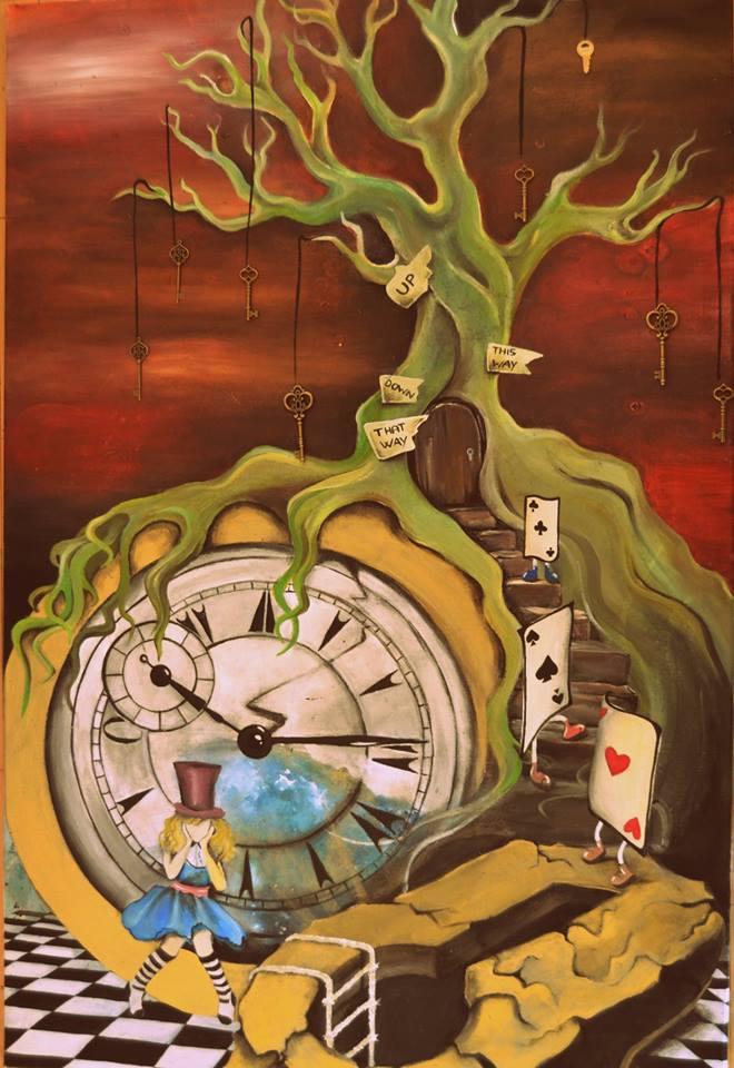 Die verlorene Zeit  / verkauft !