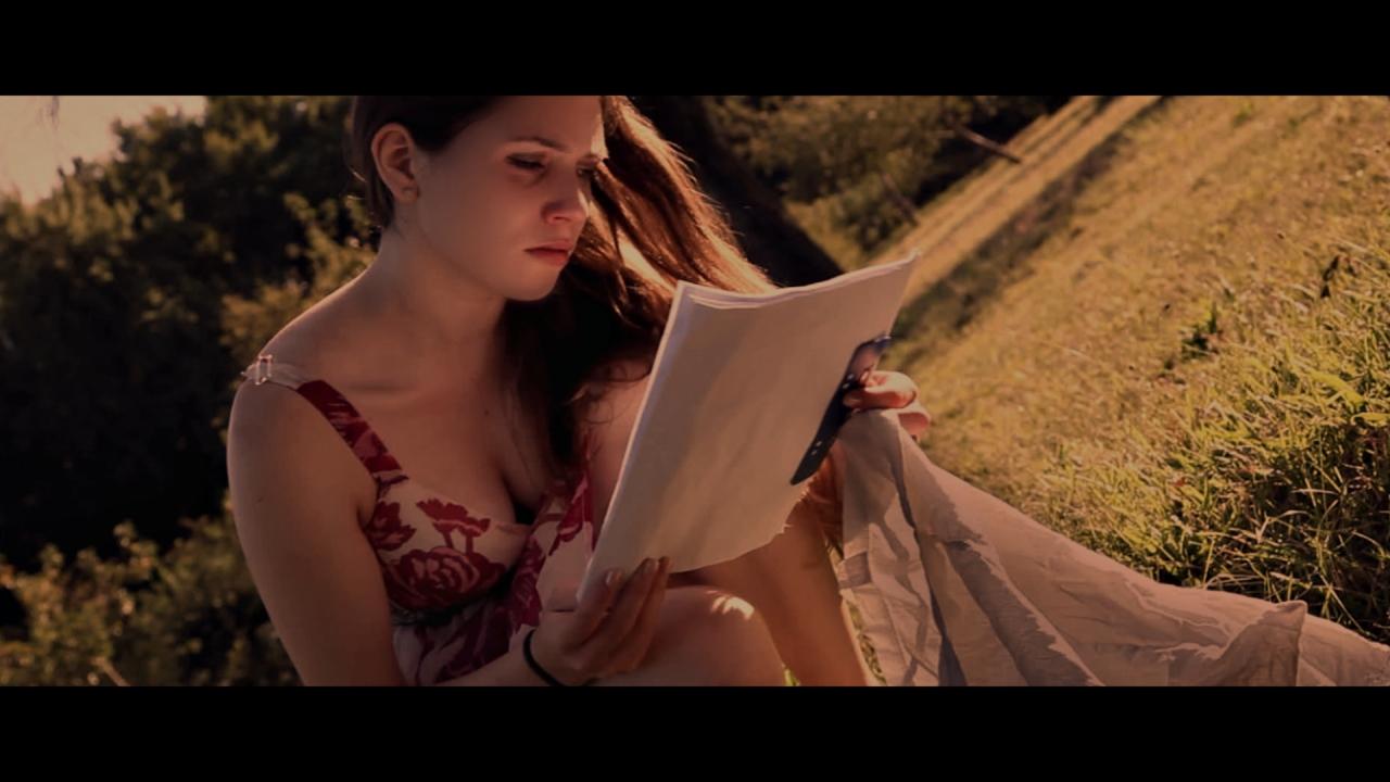 ''The Script'' - Nahal Haratian - Szenenbild 1