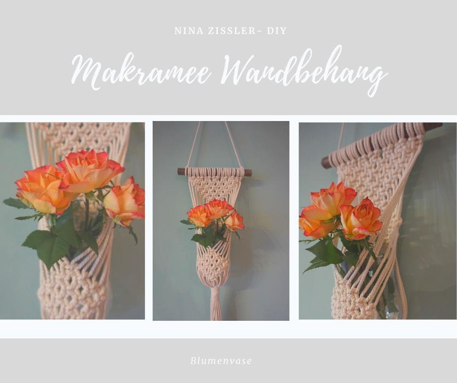 Makramee Wandbehang
