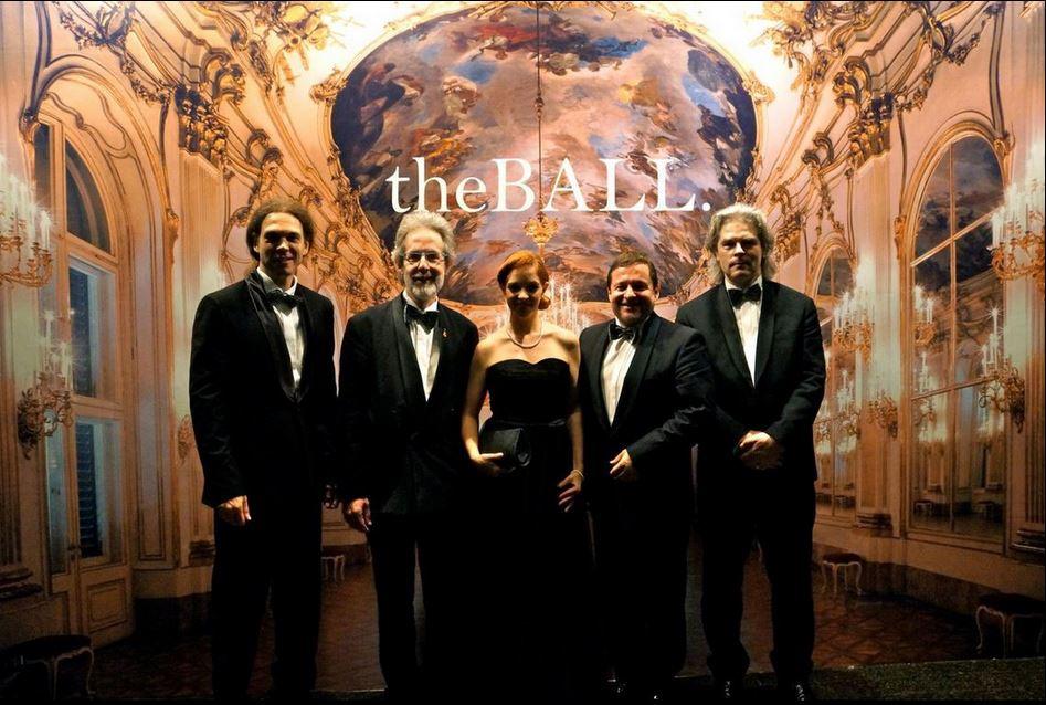 """Joe Hofbauer Quintett in Shanghai """"theBALL"""""""