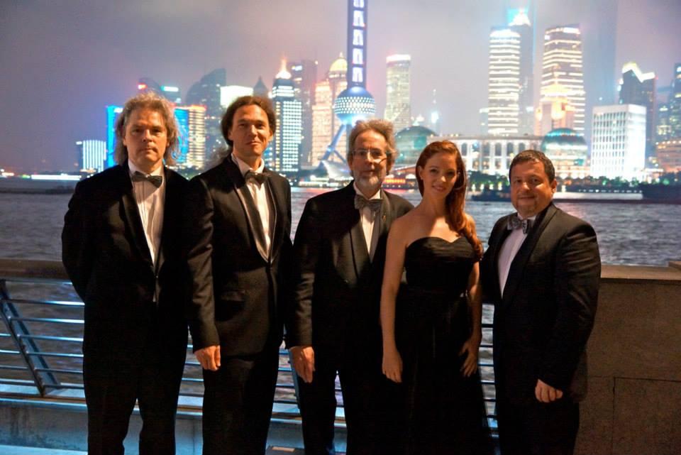 Joe Hofbauer Quintett in Shanghai