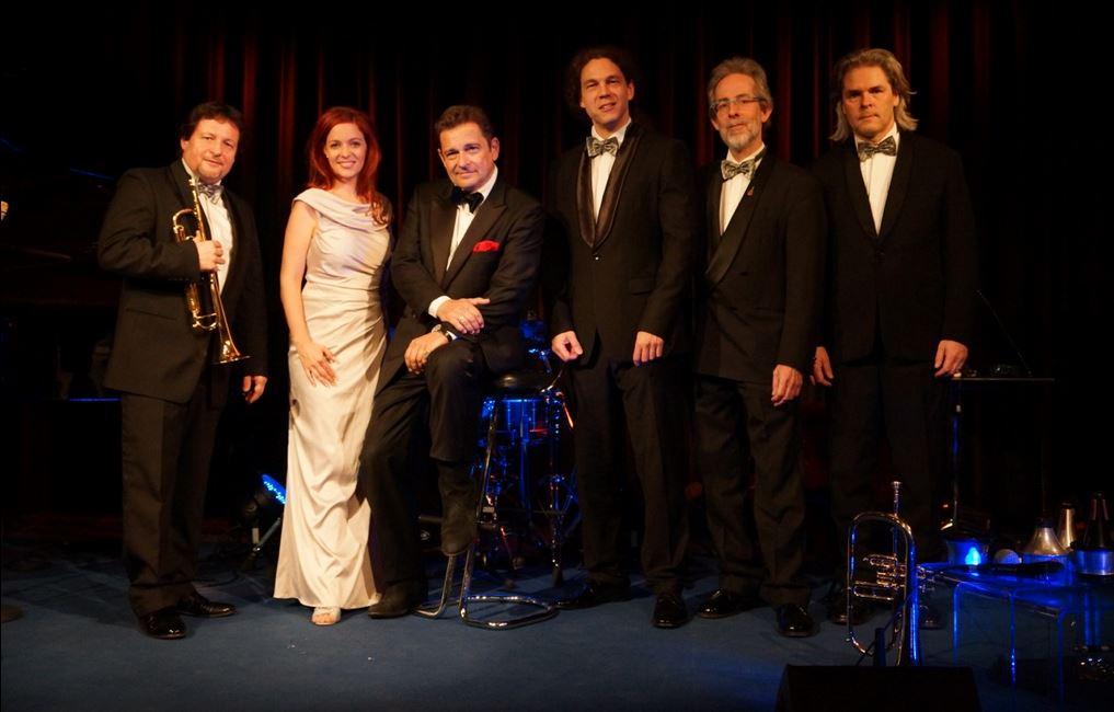 Andreas Steppan singt mit Nina Zissler & Joe Hofbauer Quintett