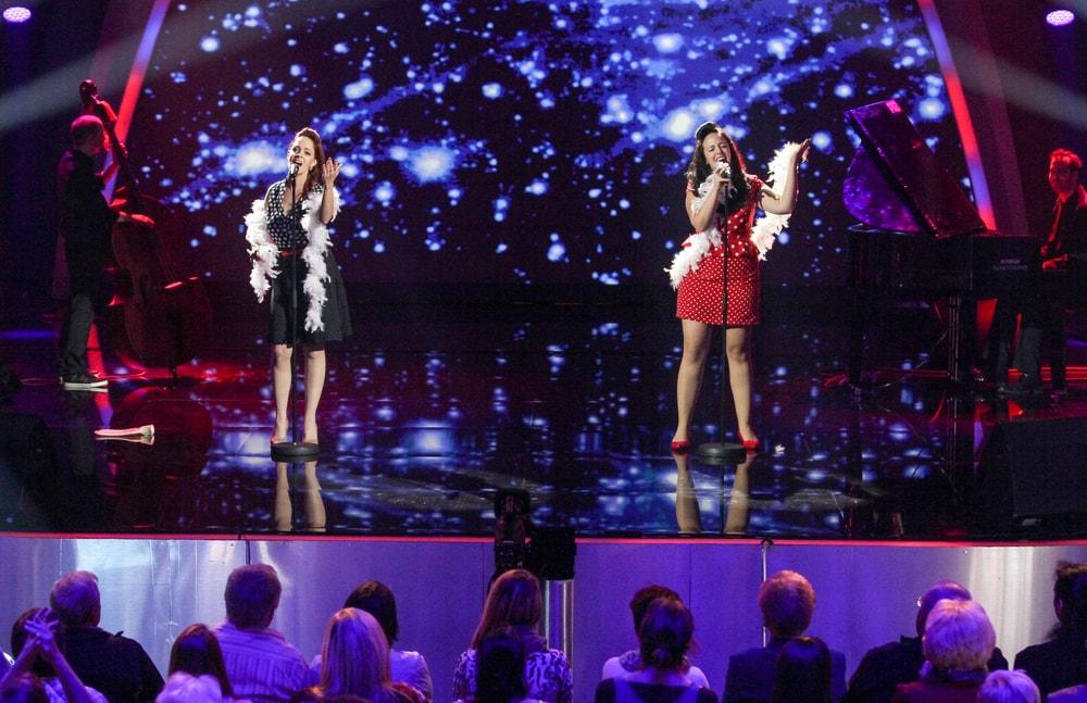 Frauenzimmer Deluxe bei der ORF-Die große Comedy Chance
