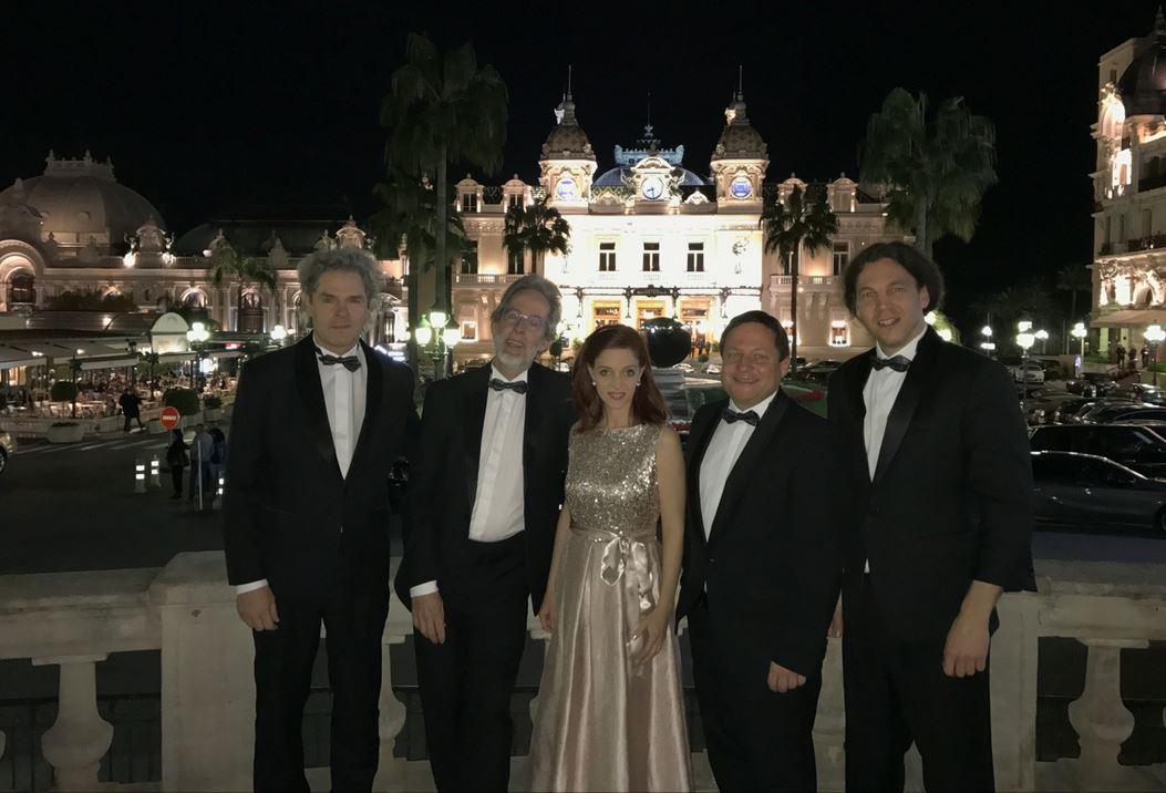 Joe Hofbauer Quintett in Monaco