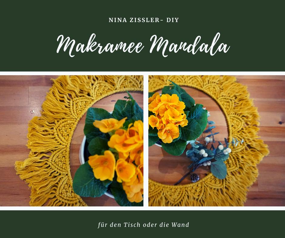 Makramee Mandala