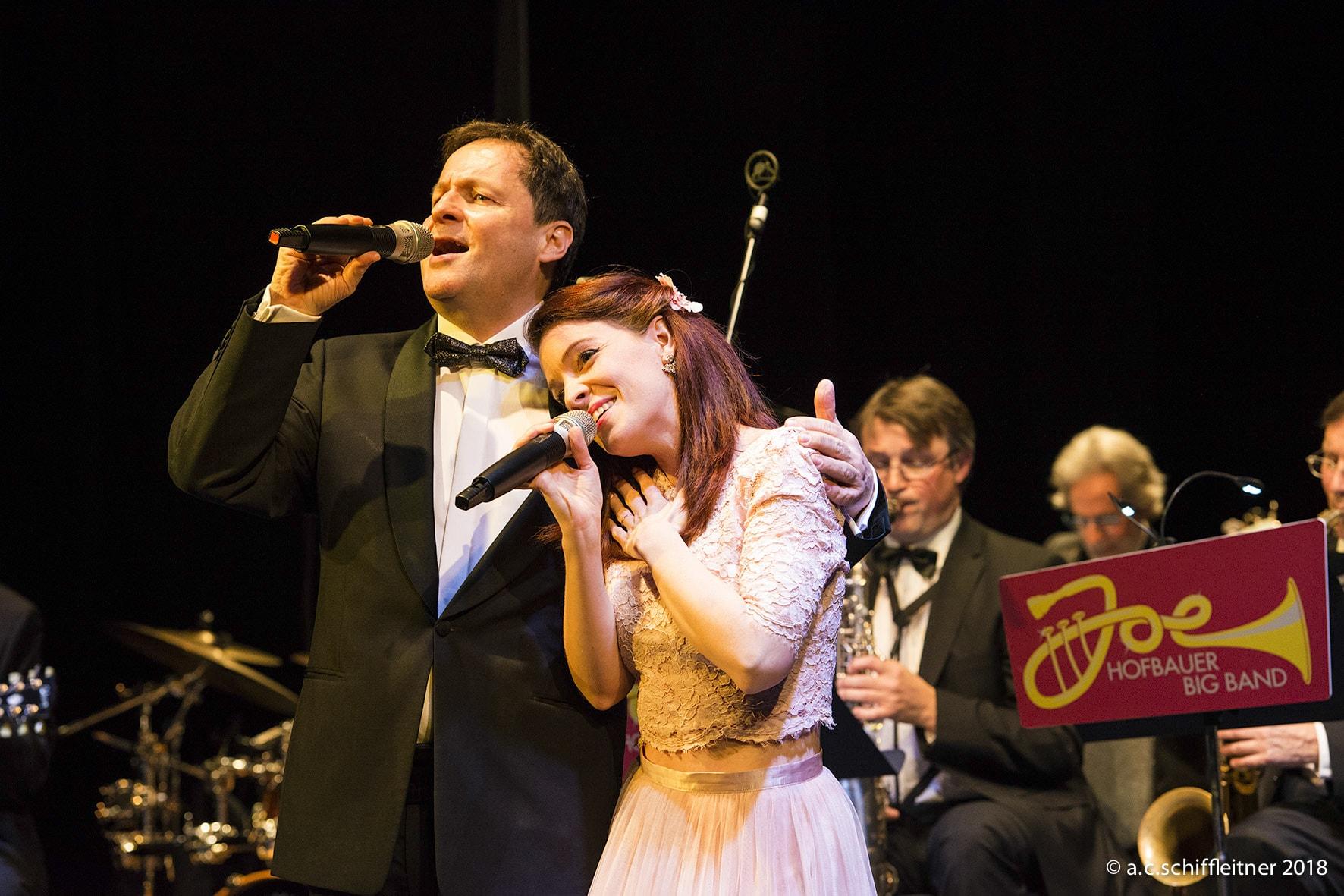 Joe Hofbauer und Nina Zissler | Foto: A.C. Schiffleitner