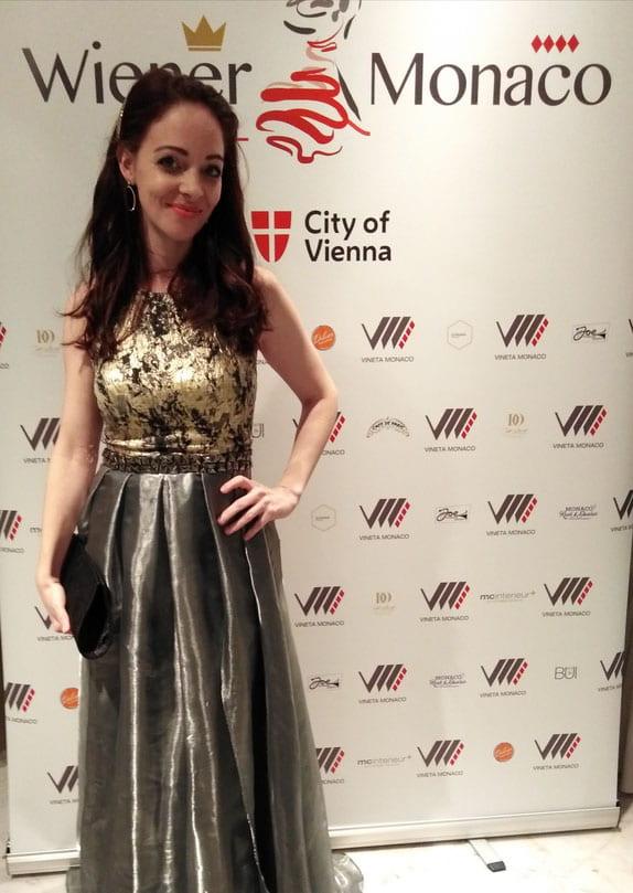 Nina Zissler in Monaco