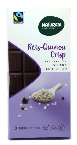 Reis-Quinoa Crisp (Naturata)