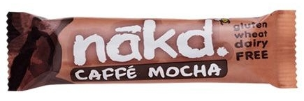 nākd Bar Caffé Mocha (Natural Balance Foods)