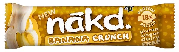 nākd Bar Banana Crunch (Natural Balance Foods)