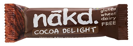 nākd Bar Cocoa Delight (Natural Balance Food)