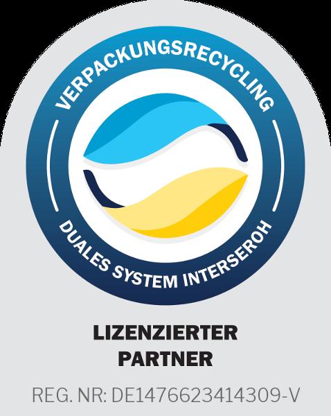 Logo Neue Verpackungsrichtlinie