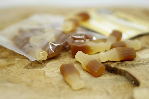 FRUTTIBIO Colaflaschen (Vantastic Foods)