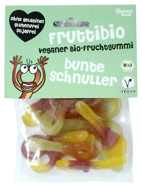 FRUTTIBIO Schnuller (Vantastic Foods)