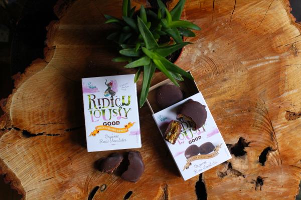 vegane Pralinen Schokolade von lovechock