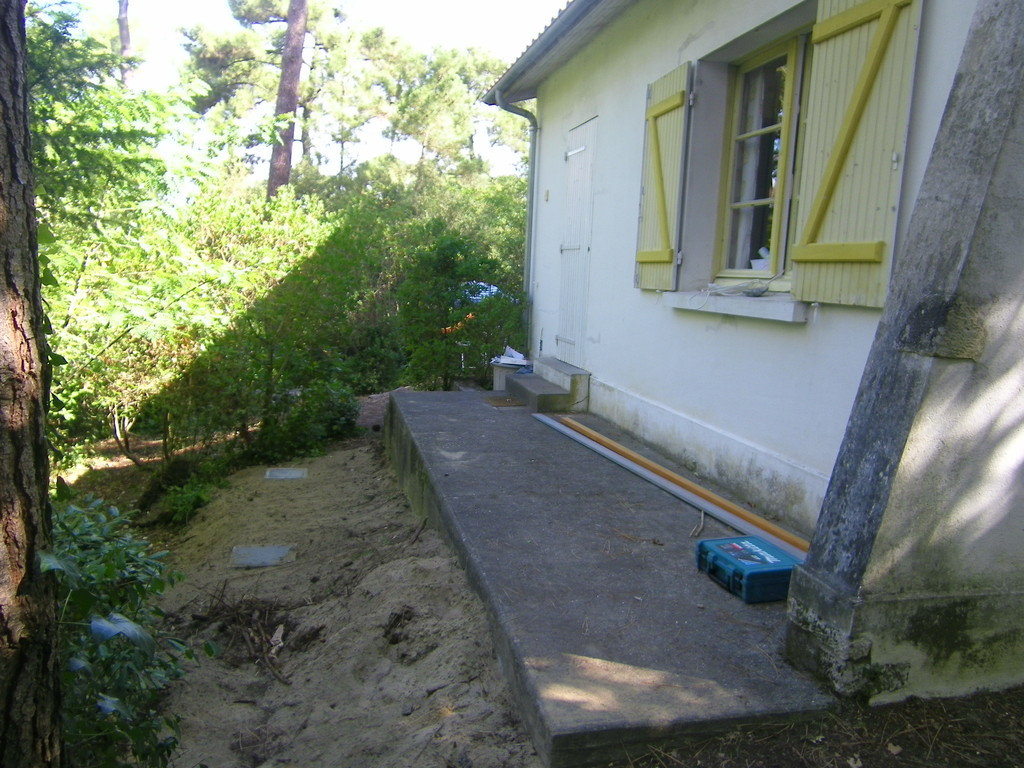 avant, sans terrasse