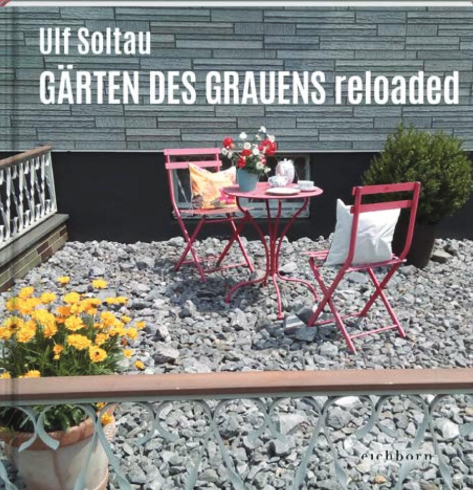 """""""Gärten des Grauens"""" als Buch (Titelseite), Band 2, von Ulf Soltau"""