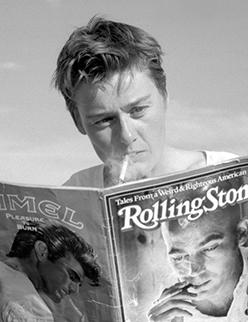 Rolling Stone (Detail) © Risk Hazekamp