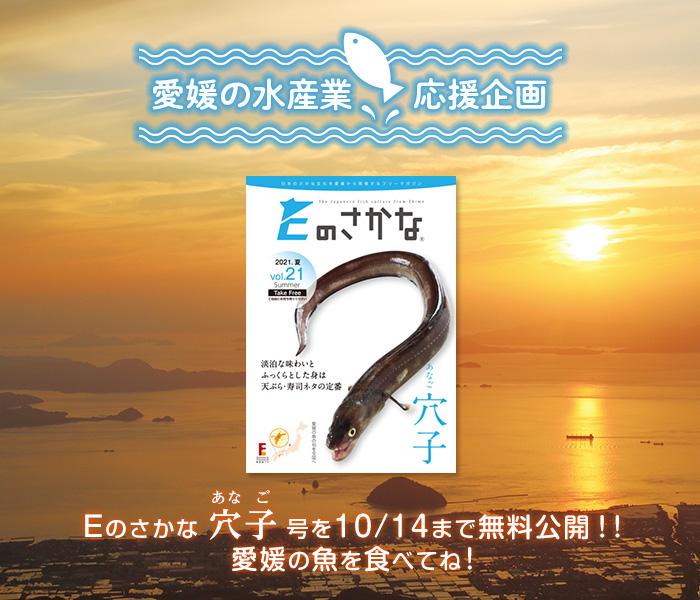 【愛媛の水産業応援企画】Eのさかな 太刀魚号を4/14まで無料公開!!愛媛の魚を食べてね!