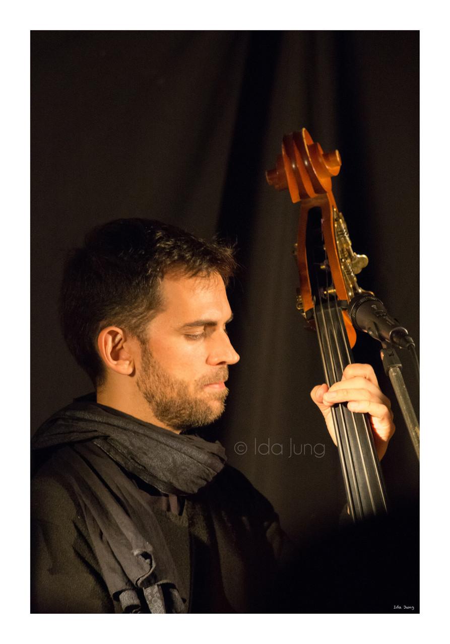 Concert de Frédéric Bobin organisé par Radio Aléo à La Chapelle des Arts 2014