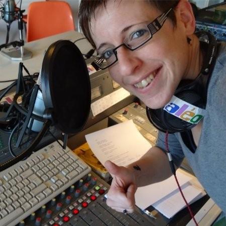 Sandra Thillier (reporter-animatrice-présentatrice)