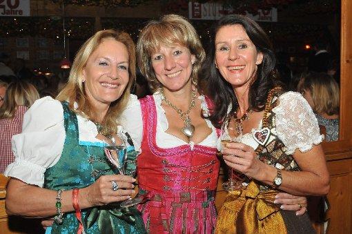 Immer wieder gern gesehen ... Petra Klein. Egal ob SWR-Feldberg Gipfelradio, Pfännle, Podiumsdiskussion oder beim Wasen-Oktoberfest.