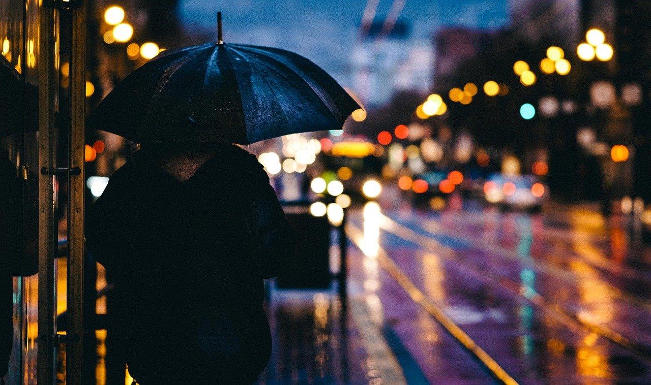 雨の日にオススメの曲♪