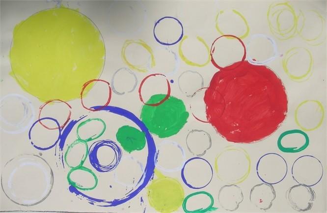 Ruleta de círculos