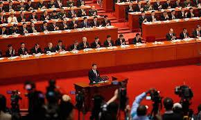 19. Kongress PC, China                  (REUTERS)