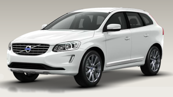 taxi Narbonne volvo xc 60 blanc