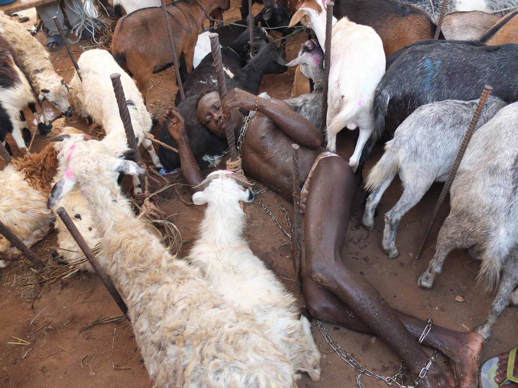 Gbugbordzi, 2014, Gbossime, Lome, Togo (Image credit: Natascia Silverio)