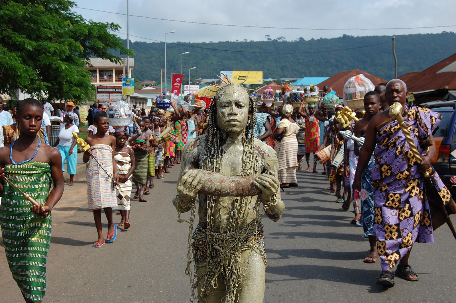 reThinking naZa, 2014, Ho, Ghana