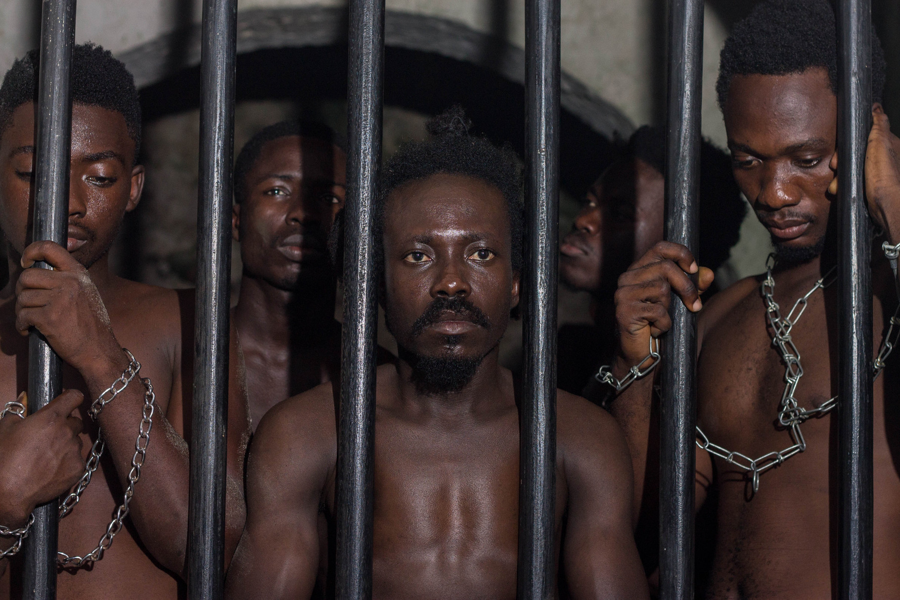 The Return of the Slaves, 2015, Elmina Castle, Ghana
