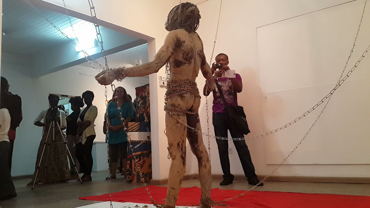 Live Sex III, 2014, Nubuke Foundation, Accra, GH