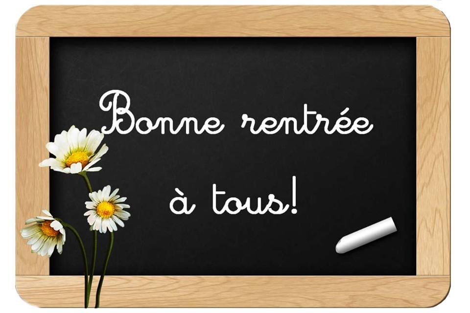 C'est la rentrée ! - Assistante maternelle Montauroux nini83