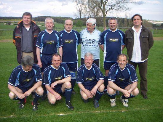 Ü50-Turnier, 2008