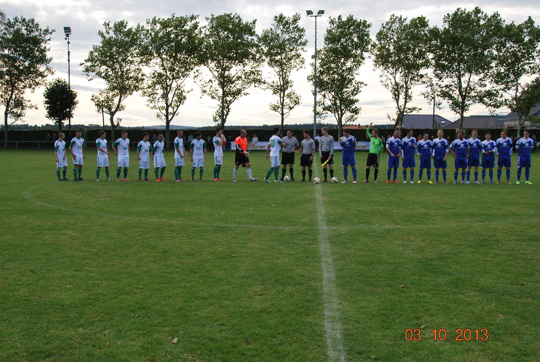 Kreispokal 2013