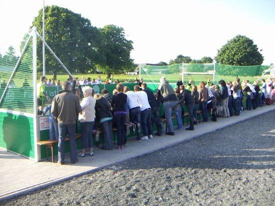 Minispielfeld-Turnier für Jugendliche...