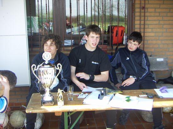 Jugendturnier, 2008
