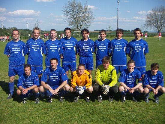 Endspiel 1. Mannschaft, 2008