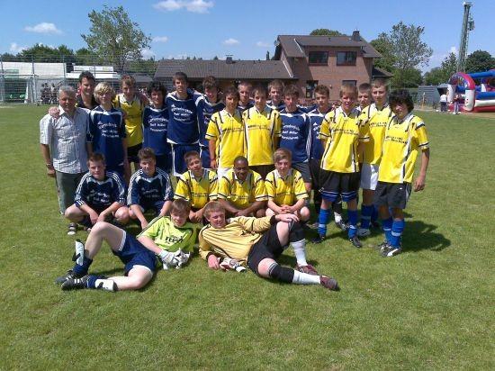 A/B-Jugendspiel, 01.06.2009