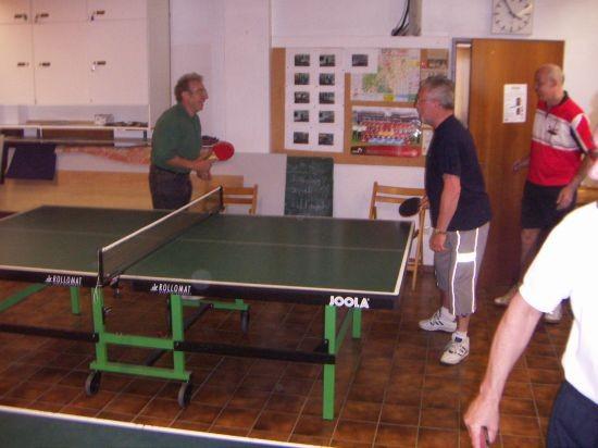 Tischtennisturnier, 2008