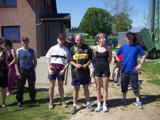 1. Grenzwachtlauf, 2008