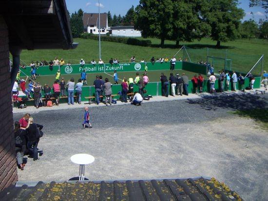 Minispielfeld-Turnier, 2009
