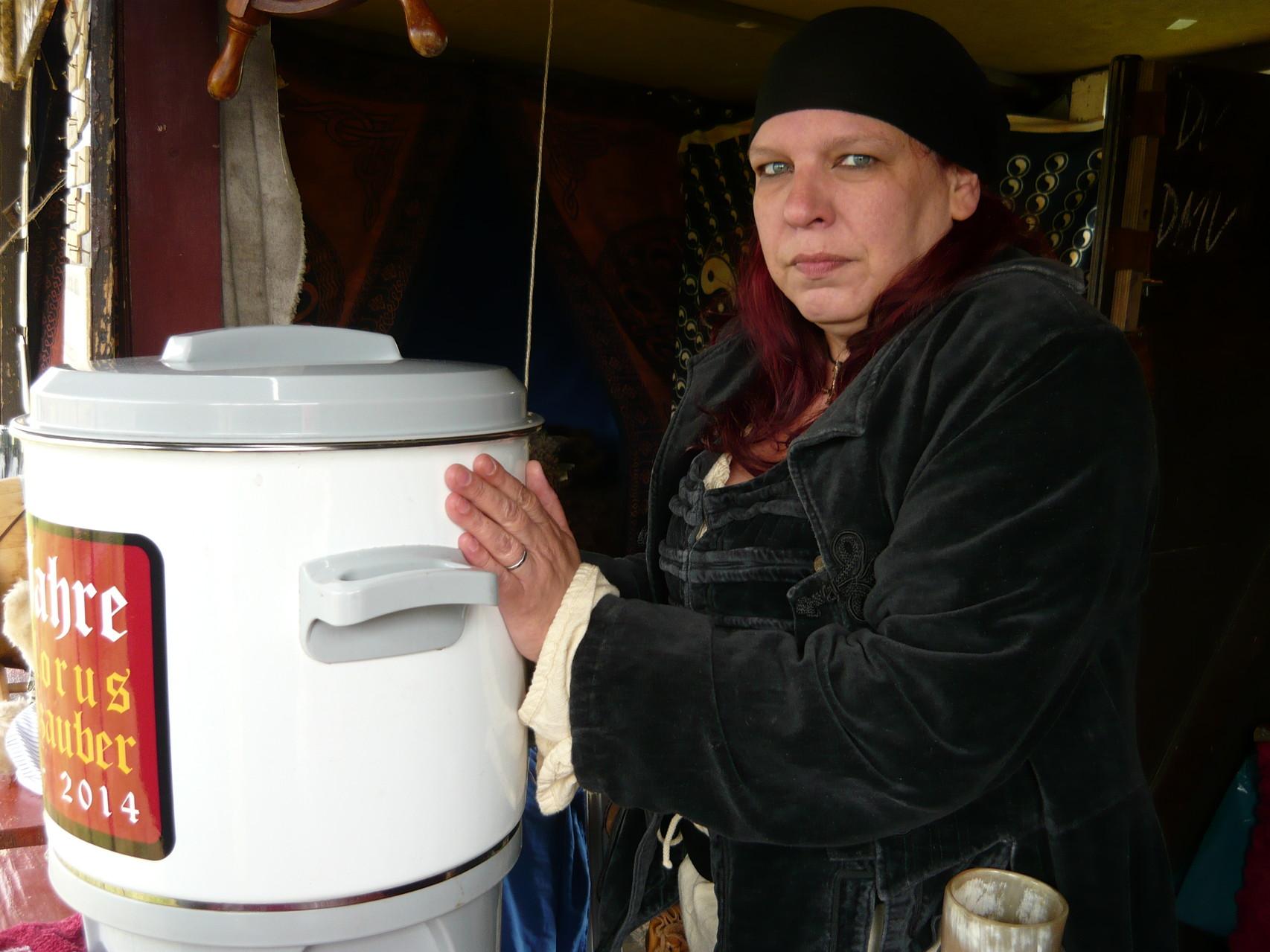 Etwas warmes braucht die Frau Mariendorf 2014